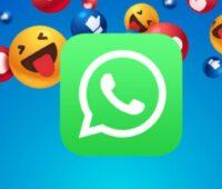 WhatsApp implementara reacciones a los mensajes