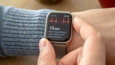 El Apple Watch y su uso medico en el espacio por SpaceX
